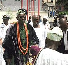 OBA OF LAGOS @ 70 OPTS FOR LOW-KEY CELEBRATION
