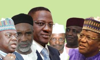 G7 Govs, others chased out of nPDP meeting