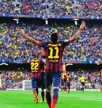 Barcelona 2-1 Real Madrid: Rampant Neymar outshines Bale