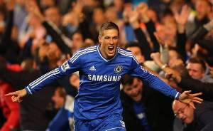Torres hands Chelsea late win over Man City