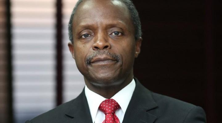 Prof.Yemi osinbajo VP of Nigeria
