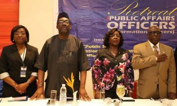 Build public confidence in government policies, Ambode tasks information agencies