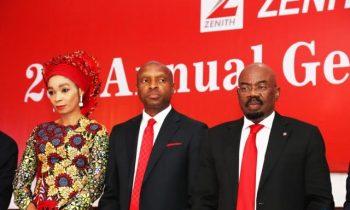 Shareholders Applaud Zenith Bank Management, Approve N57bn Dividend