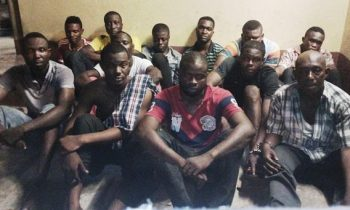 RRS NABS 3 'ONE CHANCE' GANG, 7 PICKPOCKETS
