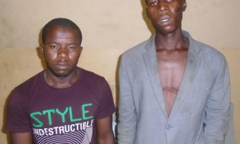 RRS arrests ex-convict for robbing foreigners