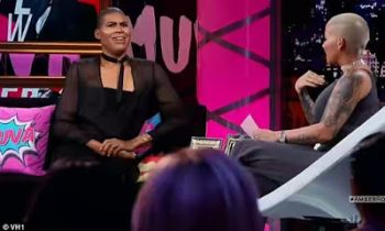 Amber Rose Talks About Her Favourite S3x Position + Wanting More Of Wiz's Sperm