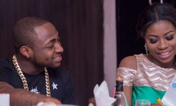 Davido & Babymama In Another Dirty Fight