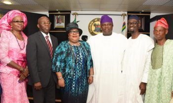 Live above board, be fair to all, Ambode tells LASIEC