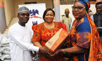 Poverty alleviation: Dangote donates food items to IDPs in Abuja