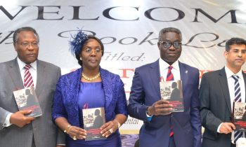 Eulogies for Outgoing GMD/CEO at Book Launch in his Honour in Lagos.