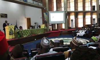 Elumelu tasks Nation's Policy Makers on poverty reduction at NIPSS, Kuru