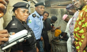 Lagos shuts 12 houses as police uncovers illegal oil wells
