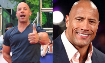 'The Rock' holds secret meeting with Vin Diesel to quash fast & Furious beef
