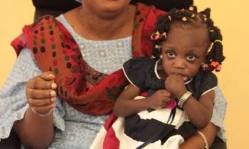 Lagos 2015 baby of the year survives another heart surgery