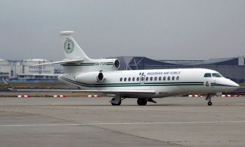 Presidency puts 2 presidential aircraft for sale
