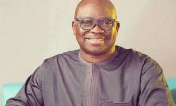 I'm God's Project, Gov Fayose Boasts In The Lord