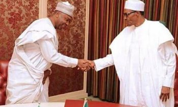 Saraki: I want Buhari's job