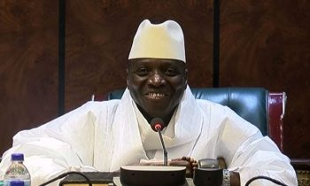 Full text of declaration of state of emergency by Jammeh