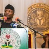 Men Must Honour Women, Treat Them As Equals, Says VP Osinbajo On Father's Day