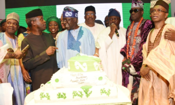 Tinubu, a made in Nigeria product that is working – Ambode