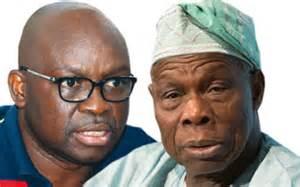 Fayose tongue lashes Obasanjo