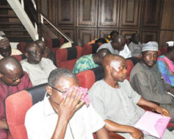 23 INEC officials that were arrested appear in court