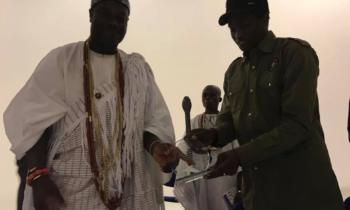 Ooni of Ife becomes global mentor