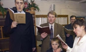 Jehovah's Witnesses in Russia: now outlawed by Supreme Court