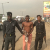 Traffic offence:Eight miscreants arrested