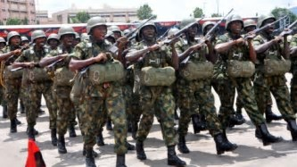 Troops Recover Large Cache Of Arms In Southern Kaduna