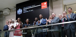 GTBank Celebrates 10th Anniversary Of Listing On The London Stock Exchange