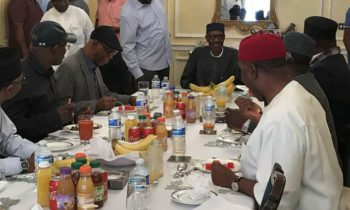 APC Chieftain Pays visit to PMB in London