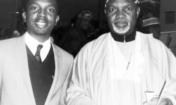 Olayemi, Son Of Oloye Lekan Alabi Weds In London