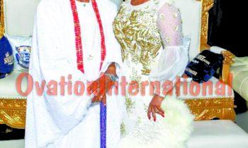 Osile of Oke-Ona serenades wife, Olori Labisi at 60