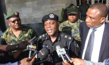 CP Lagos Orders Show Of Force Across The State.