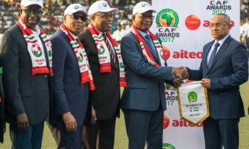 Aiteo Group becomes CAF Awards Sponsor