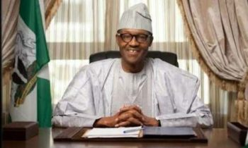 Don't Campaign For Me Yet- President Buhari