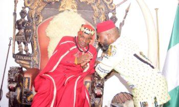 Anambra Poll: Highly Revered Igwe Kelly Endorses Chidoka