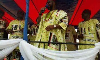 Anambra Poll : Ojukwu Is Surety To Chidoka –Debe Ojukwu, Son To Late Dim Odimegwu Ojukwu