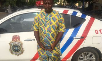MAN BUYS OVER N400,000 RECHARGE CALL CREDIT FROM UNSUSPECTING CUSTOMER'S BANK ACCOUNT.