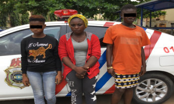 RRS ARRESTS HUMAN TRAFFICKER, RESCUES TWO VICTIMS