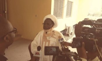 El-Zakzaky Speaks At Last!: I am alive,hale and hearty