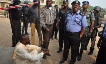 POLICE ARREST MUSLIM CLERIC WITH HUMAN PARTS IN LAGOS