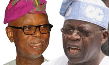 .EXCLUSIVE: 'You're sabotaging my assignment' — Tinubu letterbombs Oyegun