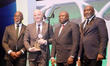 Aiteo Pays N540 Million to Fulfil its Commitment to Football in Nigeria