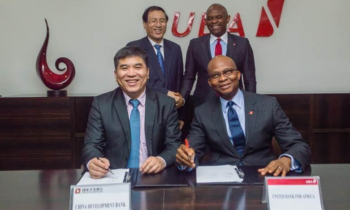 China Development Bank, UBA Sign $100 million Loan Deal to Support SMEs in Africa