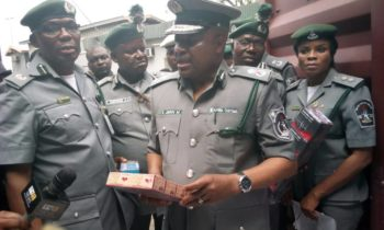 Apapa Port intercept banned drugs valued N110billion