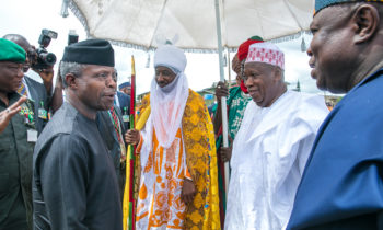 $2BN Needed To Revive Lagos-Kano Rail line, Says Osinbajo