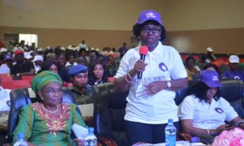 Gender Parity: Akeredolu's wife Expresses commitment to work towards closing the gap