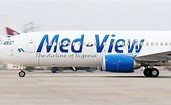 BREAKING: Medview plane aborts flight to Maiduguri, applies emergency brakes on runway